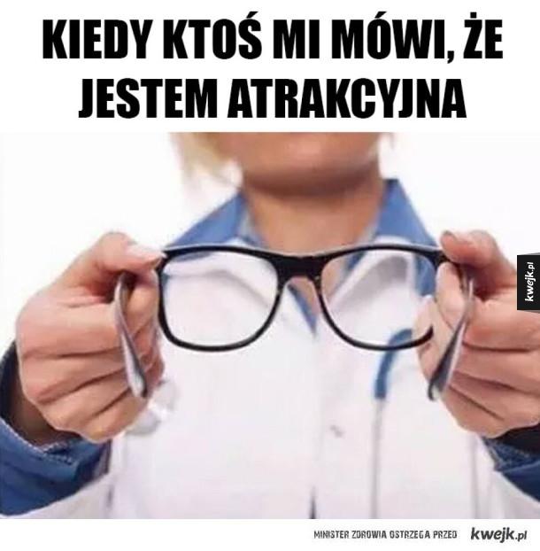 Załóż okulary lepiej