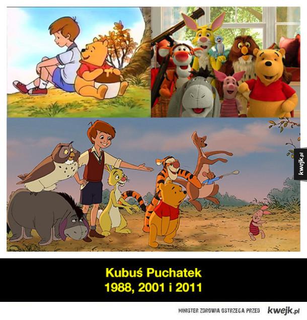 Ewolucja kreskówek