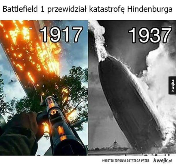 Battlefield przewidział przyszłość