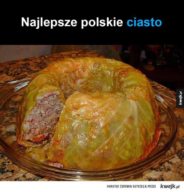 Polskie ciasto