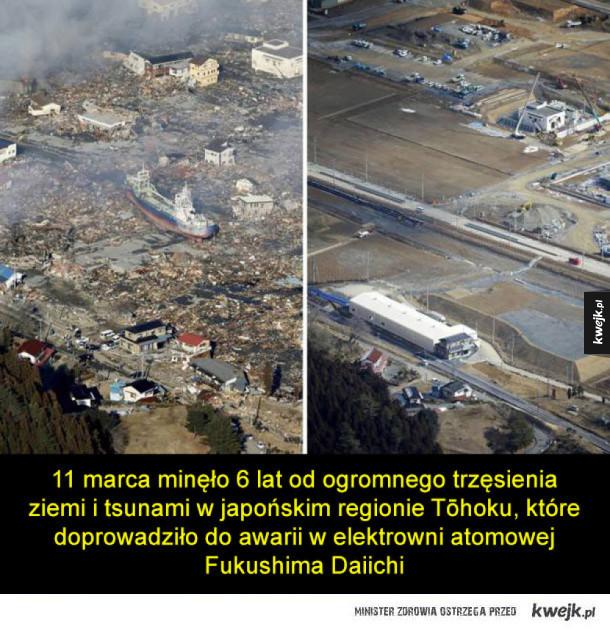 Fukushima - 6 lat po katastrofie