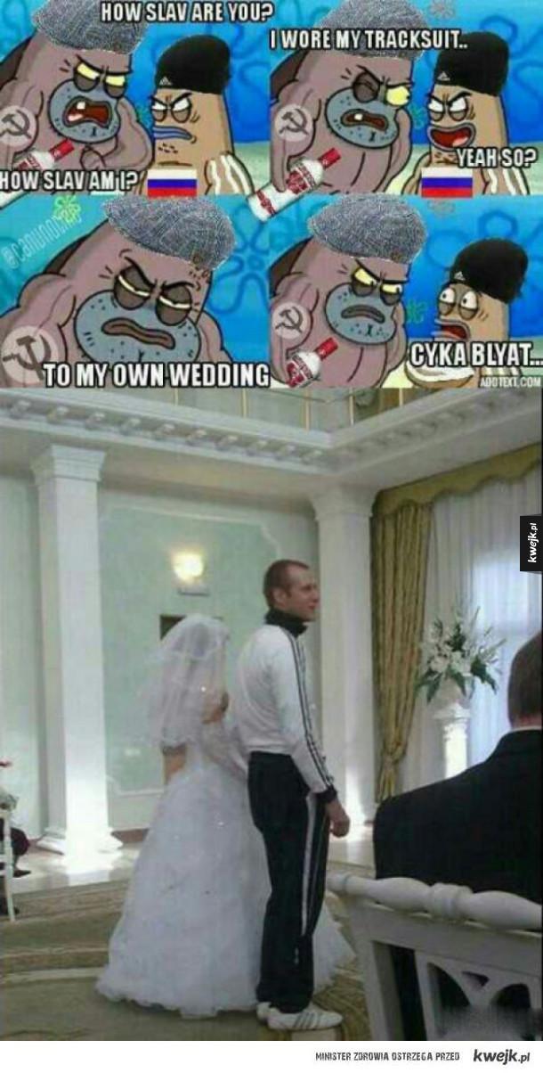 ślub cyka