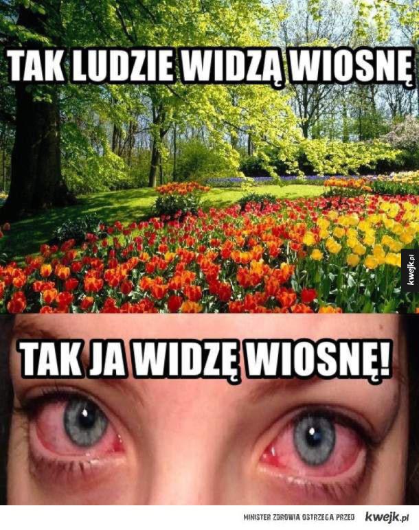 Kochana wiosna
