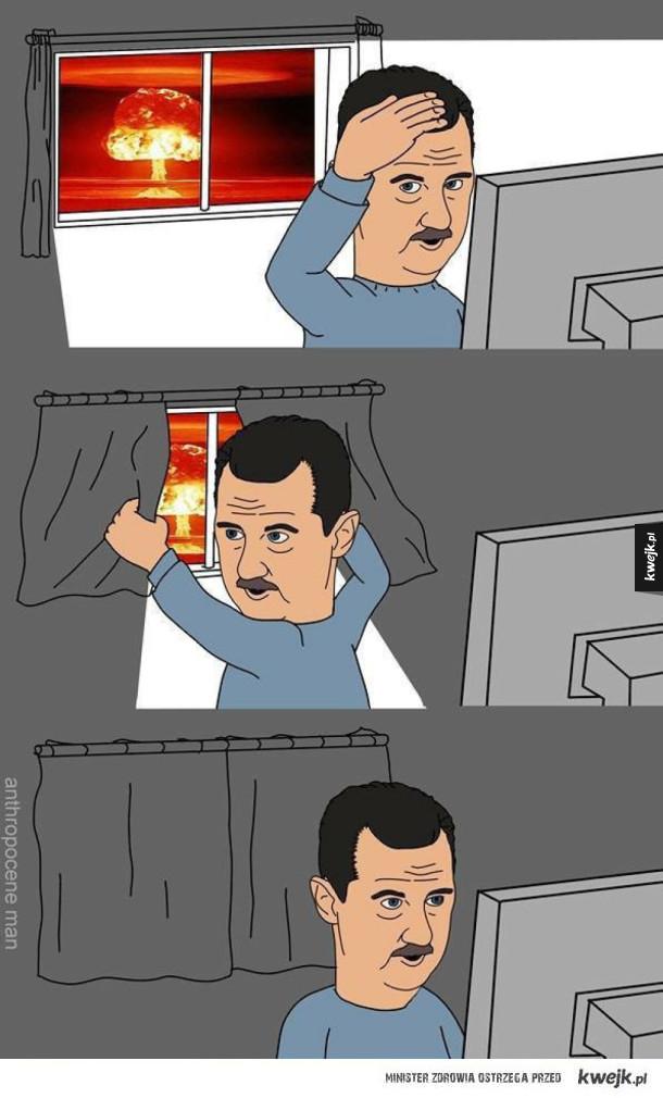 Tymczasem u Asada