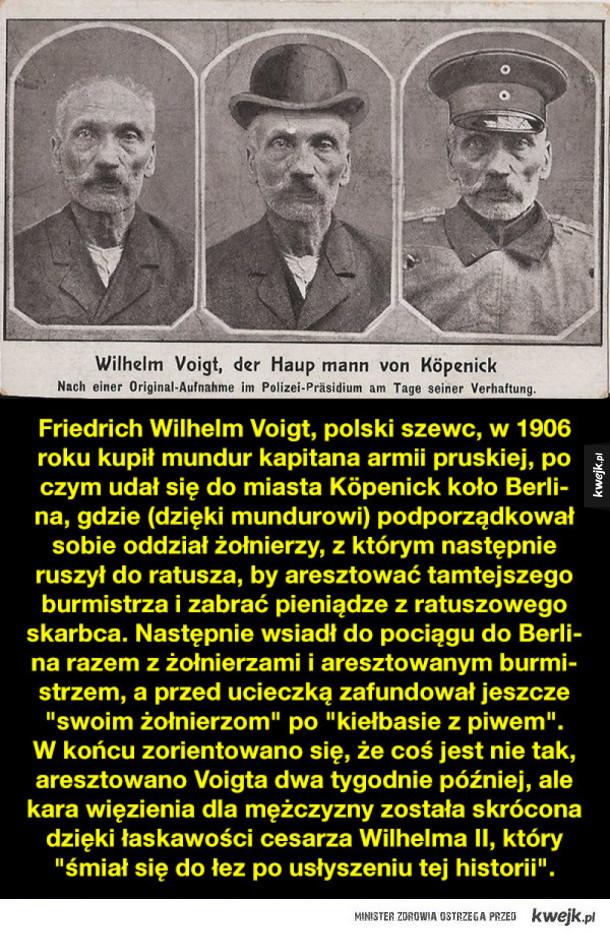 Mistyfikacje i oszustwa, które przeszły do historii