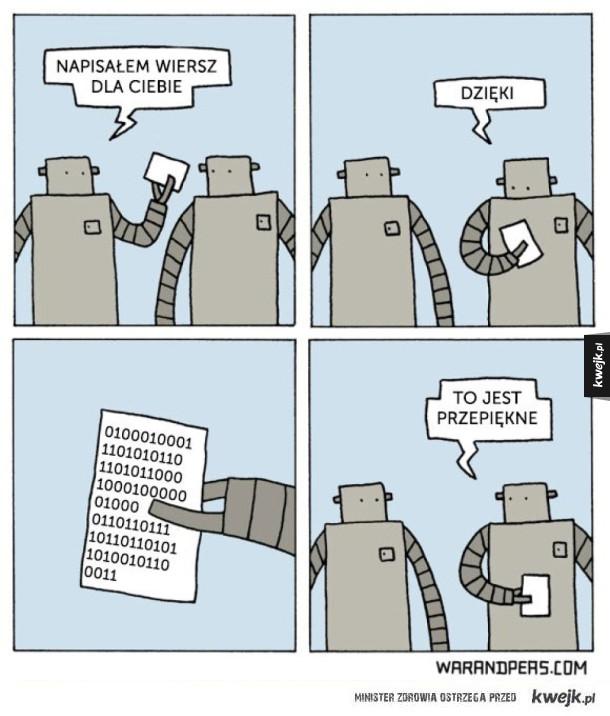 Romantyczne roboty
