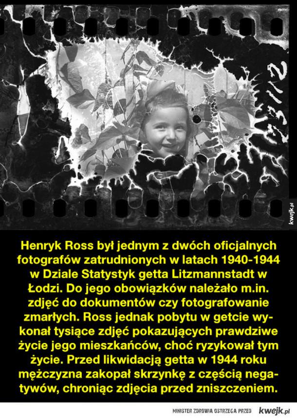 Ukryte fotografie z łódzkiego getta
