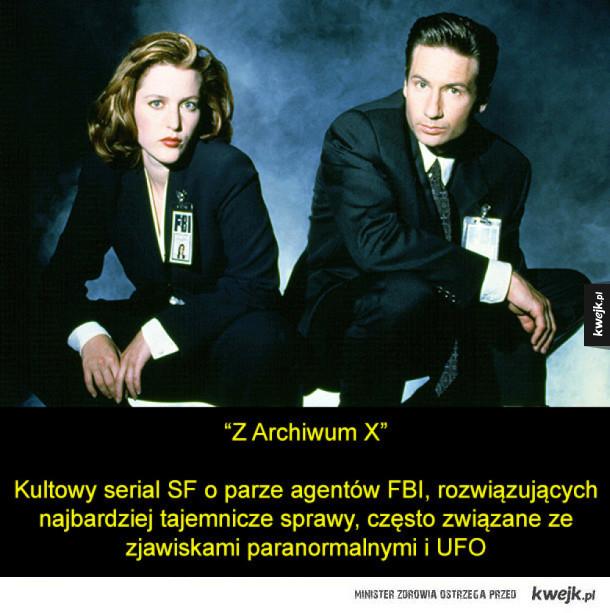 Kultowe seriale z lat 90-tych
