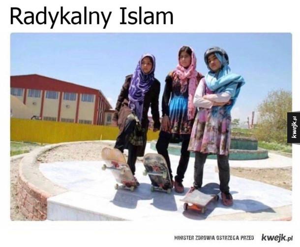 Radykalny islam w pigułce