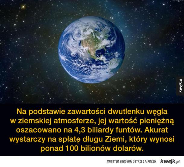 Ziemia w liczbach