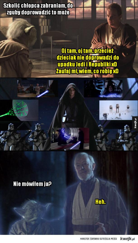 Typowy Obi-Wan Kenobi