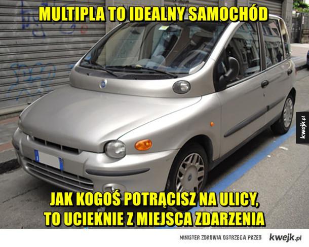 Najlepszy samochód ever