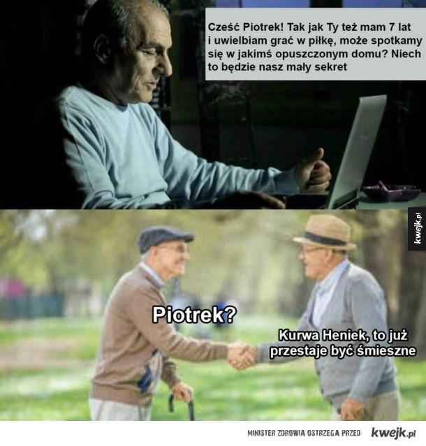 Ciężki żywot starca
