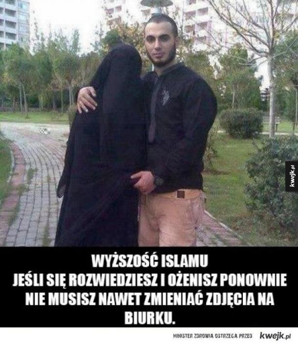 wyższość islamu