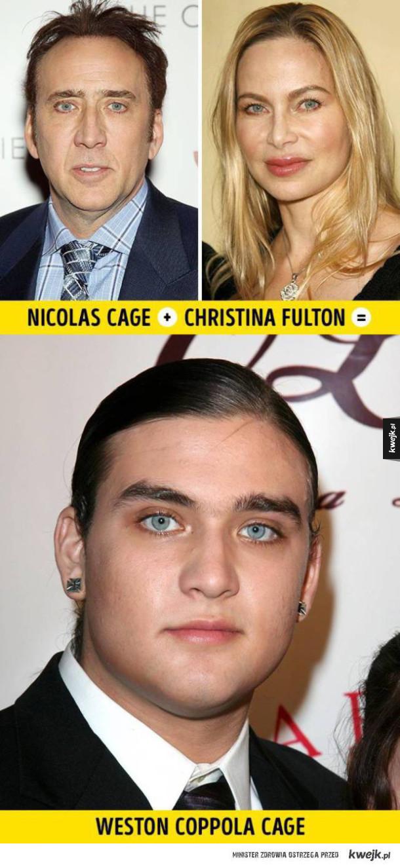 Synowie znanych celebrytów