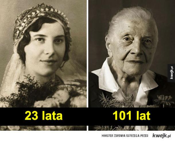 Jak ludzie zmieniają się z wiekiem