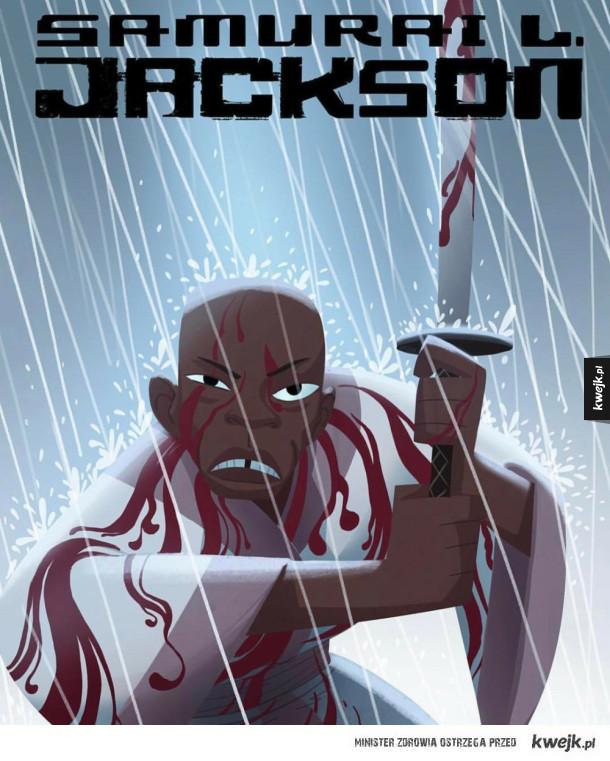 Samurai L Jackson!