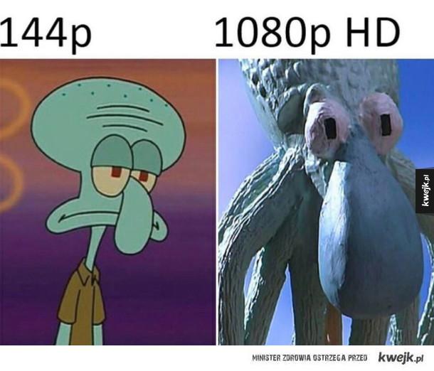 Porównanie grafiki
