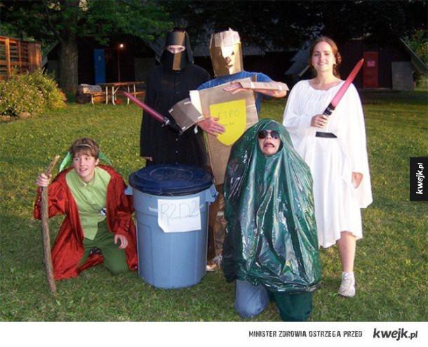 Niskobudżetowe cosplaye to najlepsze cosplaye