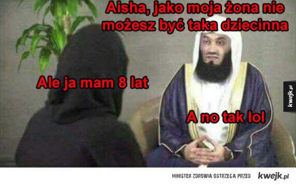 aisha ogarnij się