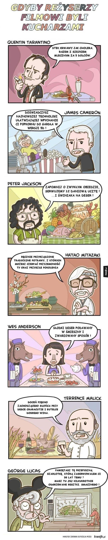 Reżyserzy jako kucharze