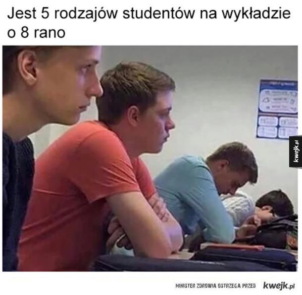 Tymczasem na studiach