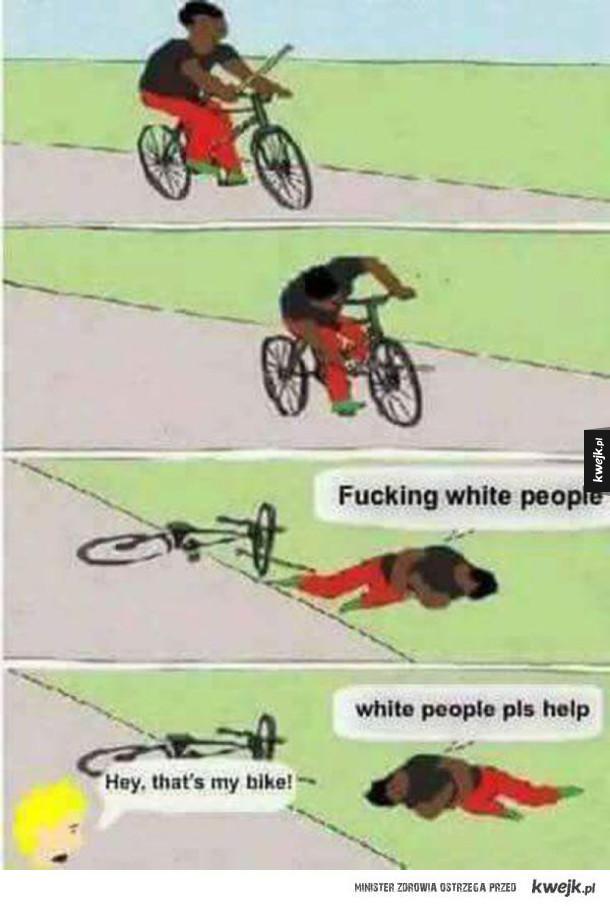 ehh te białasy
