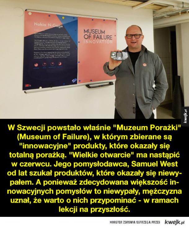 Szwedzkie Muzeum Porażki