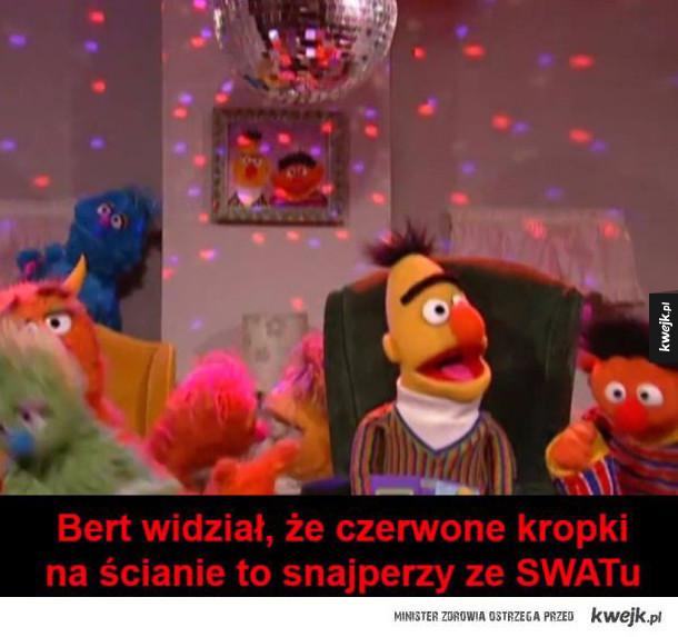 Bert masz rację