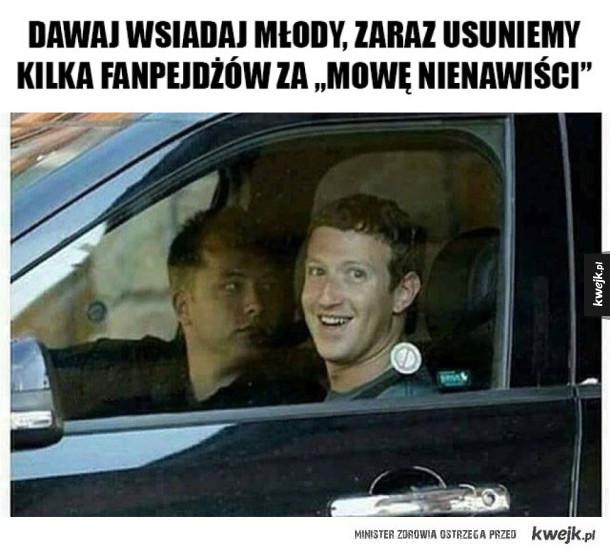 Typowy zuckerberg