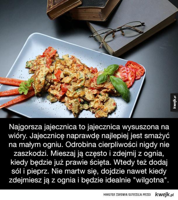 Garść przydatnych porad kuchennych