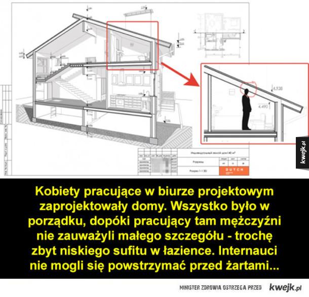 Kiedy kobiety projektują domy