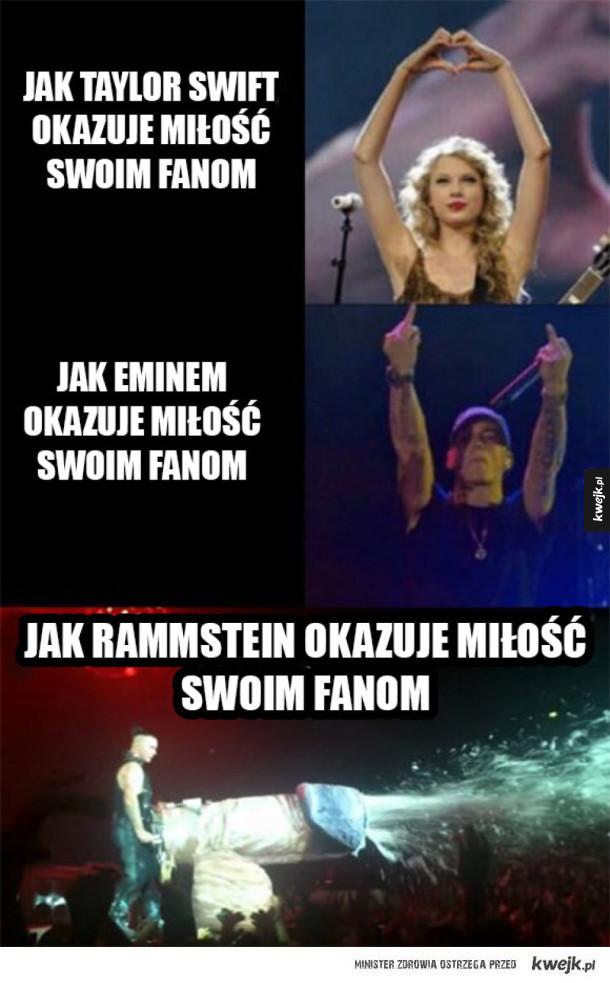 Dlatego kocham Rammstein xDD