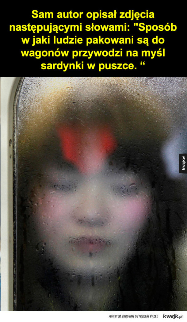 Tymczasem w Japońskim metrze
