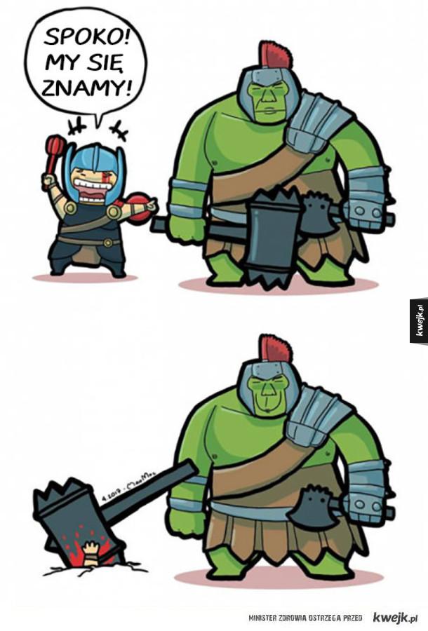 Nowy Thor zapowiada się genialnie