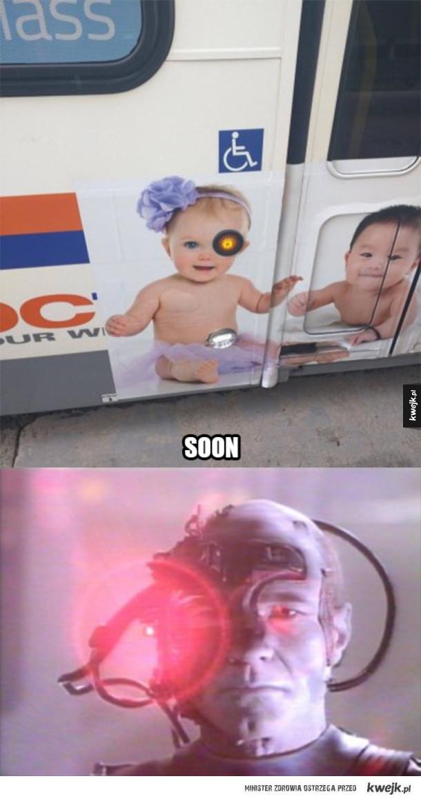 A może to Terminator?!