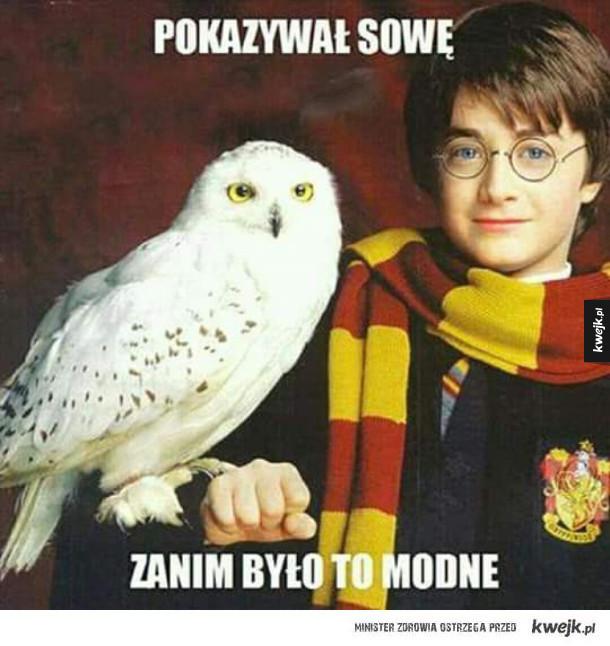 Harry był pierwszy