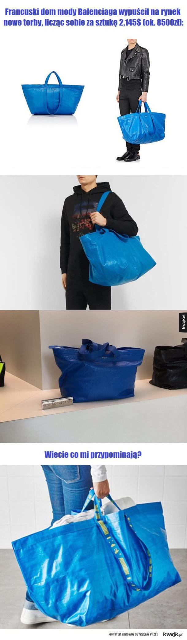 Nowa modna torebka