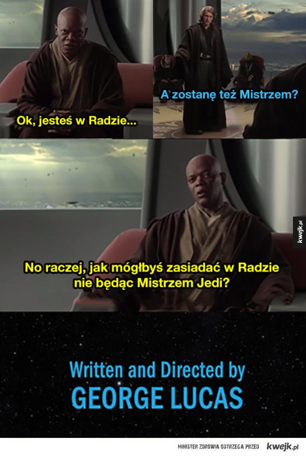 Gdzieś w alternatywnym uniwersum Gwiezdnych Wojen