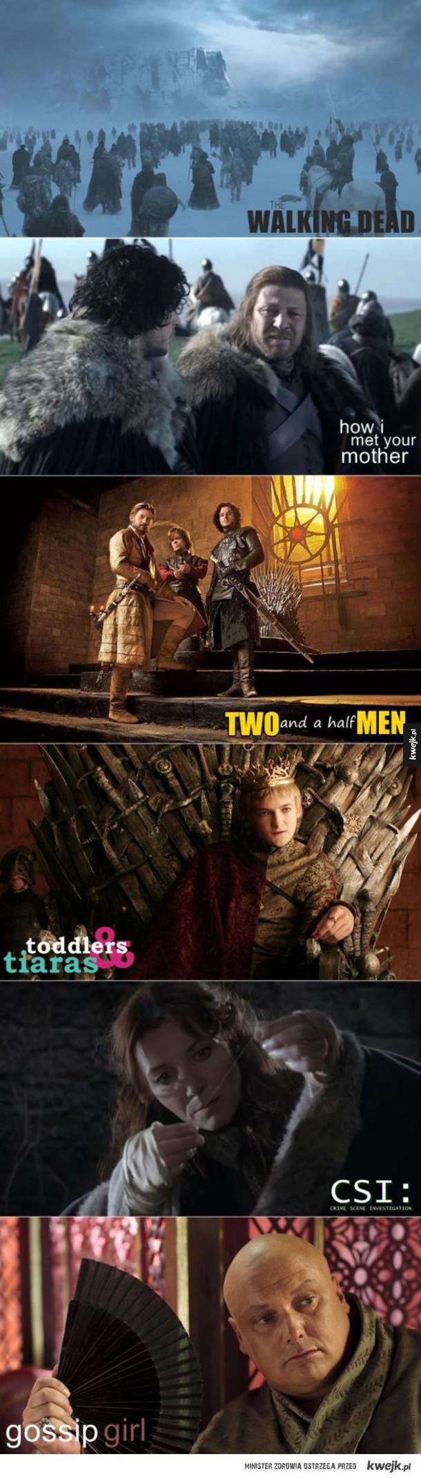 To nie gra o tron