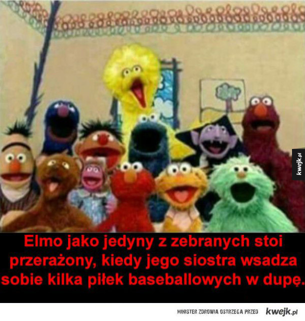 elmo no co ty