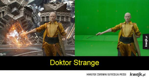 Dzisiejsze filmy właściwie nie istnieją bez CGI