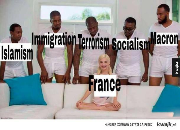sytuacja polityczna francji