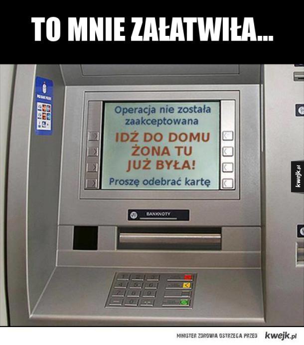 Te nowoczesne bankomaty nigdy nie przestaną mnie zadziwiać