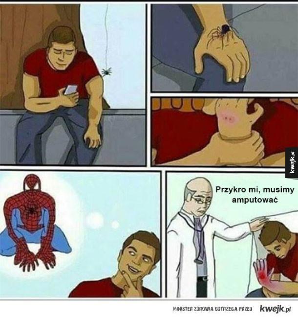 Nie będę spidermanem