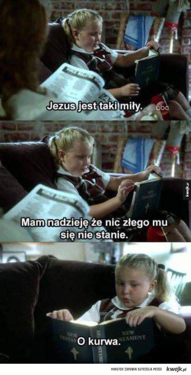 Jezus jest taki miły