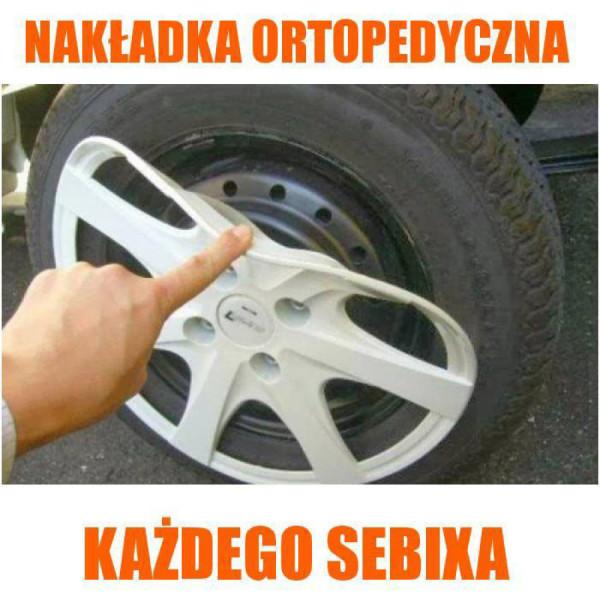 Nakładka ortopedyczna