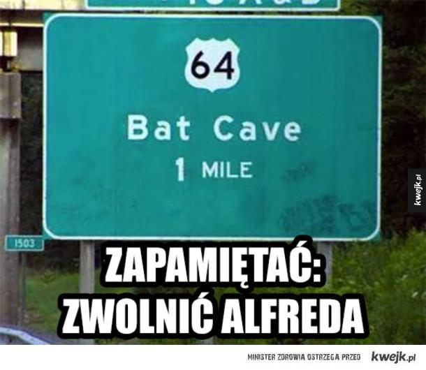 Co ten Alfred...