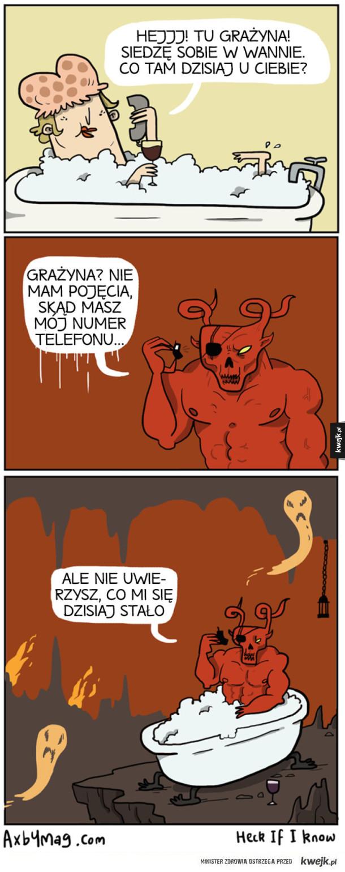 Diabelskie śmieszki