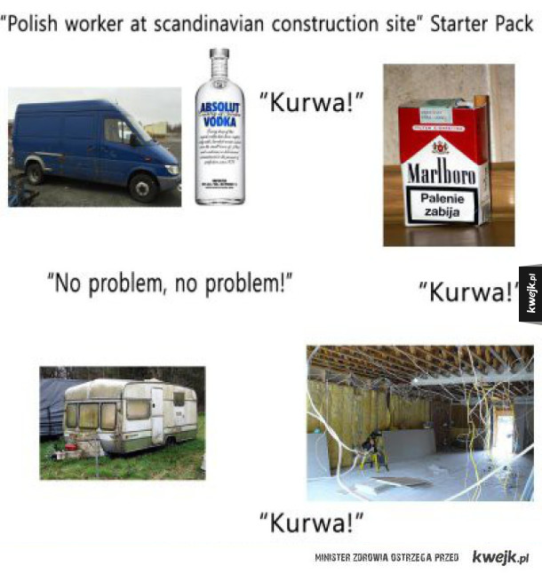 Emigracja pakiet startowy